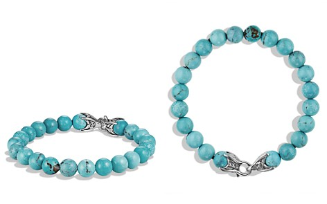 David Yurman Spiritual Beads Bracelet with Turquoise - Bloomingdale's_2