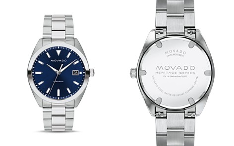 Movado Heritage Datron Watch, 39mm - Bloomingdale's_2