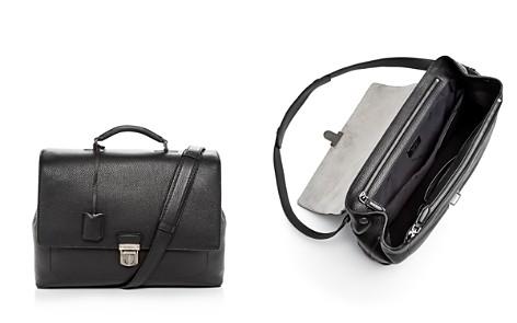 Salvatore Ferragamo Firenze Leather Briefcase - Bloomingdale's_2