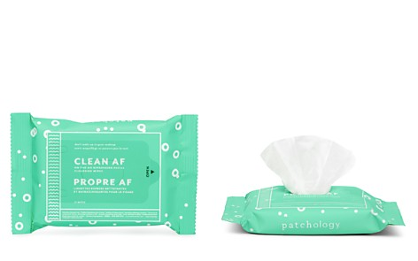 Patchology Clean AF Facial Cleansing Wipes - Bloomingdale's_2