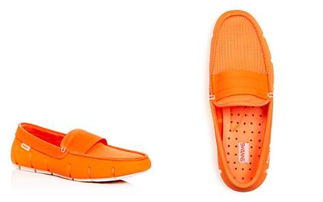 Swims Men's Stride Moc Toe Loafers - Bloomingdale's_2
