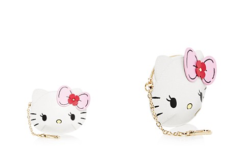Furla Hello Kitty Embossed Leather Coin Purse - Bloomingdale's_2