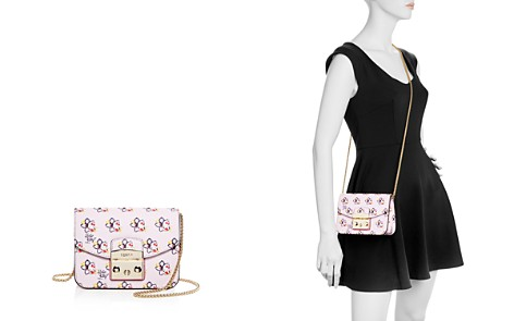 Furla Hello Kitty Metropolis Mini Leather Crossbody - Bloomingdale's_2