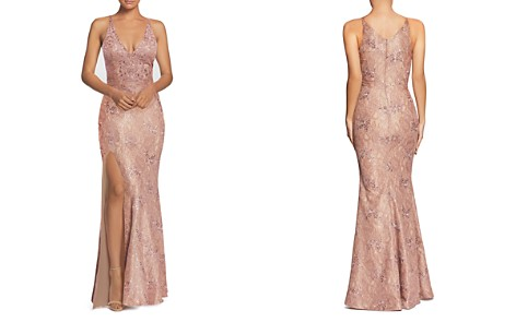 Dress the Population Lace Mermaid Gown - Bloomingdale's_2