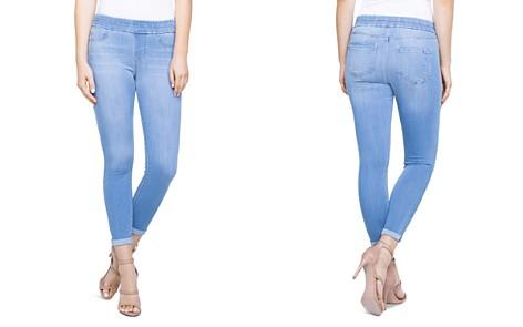 Liverpool Zoe Rolled Crop Skinny Jeans in Normandie - Bloomingdale's_2