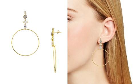 Argento Vivo Sydney Labradorite Multi-Stone Bar Drop Earrings - Bloomingdale's_2