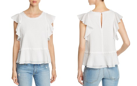 Cupio Ruffle-Trimmed Blouse - Bloomingdale's_2