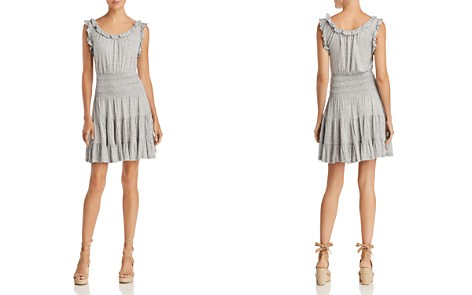Rebecca Taylor Ruffled Jersey Dress - Bloomingdale's_2