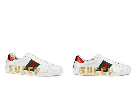Gucci Men's Guccy Ace Sneakers - Bloomingdale's_2