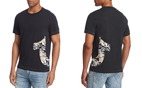 True Religion Pop Camouflage Logo Tee - Bloomingdale's_2
