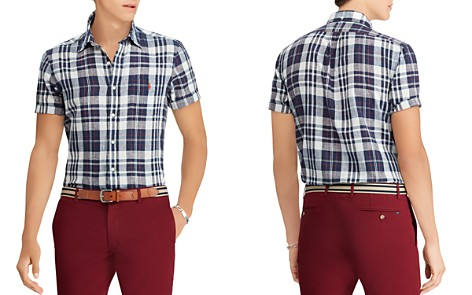 Polo Ralph Lauren Polo Classic Fit Plaid Shirt - Bloomingdale's_2