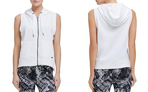 Donna Karan New York Hooded Vest - Bloomingdale's_2