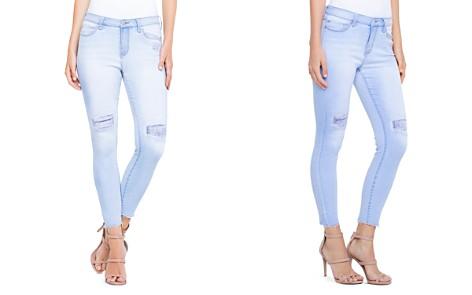 Liverpool Distressed Ankle Skinny Jeans in Sunpeak - Bloomingdale's_2