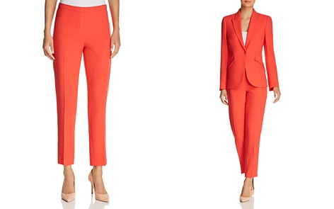 Elie Tahari Marcia Straight Pants - 100% Exclusive - Bloomingdale's_2