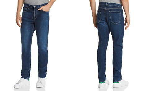 rag & bone Fit 3 Slim Straight Fit Jeans in Dukes - Bloomingdale's_2