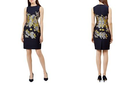 HOBBS LONDON Queen Anne Floral Sheath Dress - Bloomingdale's_2