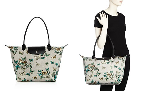 Longchamp Le Pliage Papillon Large Shoulder Bag - 100% Exclusive - Bloomingdale's_2