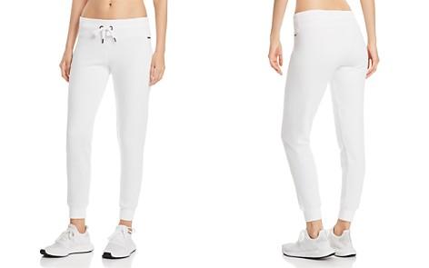 Donna Karan New York French Terry Logo Jogger Pants - Bloomingdale's_2