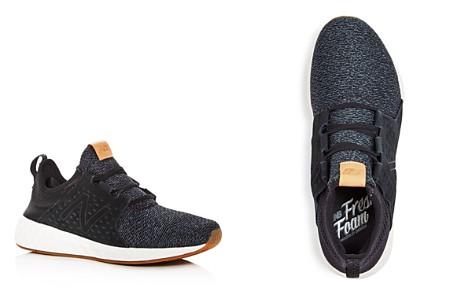 New Balance Men's Cruz Knit Lace Up Sneakers - Bloomingdale's_2