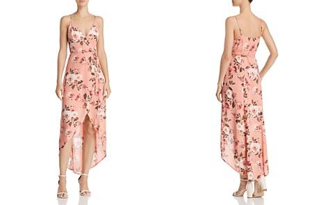 Cotton Candy LA Floral High/Low Wrap Dress - Bloomingdale's_2