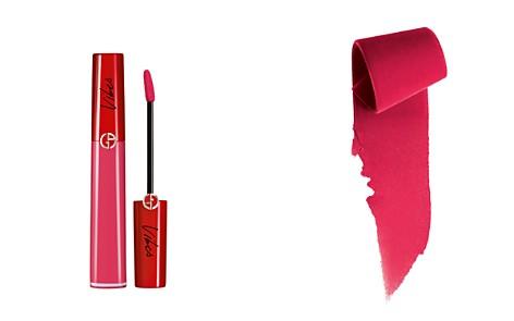 Giorgio Armani Lip Vibes Lip Maestro Liquid Lipstick - Bloomingdale's_2