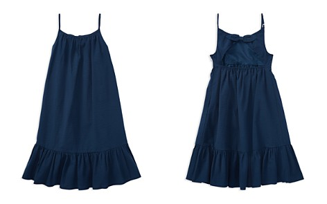 Polo Ralph Lauren Girls' Ruffled Seersucker Dress - Big Kid - Bloomingdale's_2