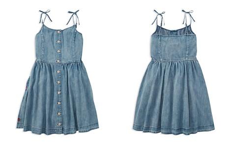 Polo Ralph Lauren Girls' Denim Dress - Big Kid - Bloomingdale's_2