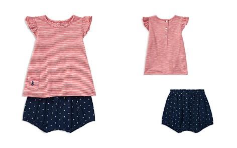 Ralph Lauren Girls' Jersey Striped Tee & Seersucker Star-Print Bloomers Set - Baby - Bloomingdale's_2