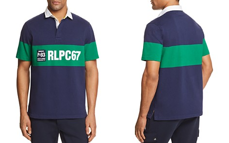 Polo Ralph Lauren Polo Classic Fit Rugby Shirt - 100% Exclusive - Bloomingdale's_2