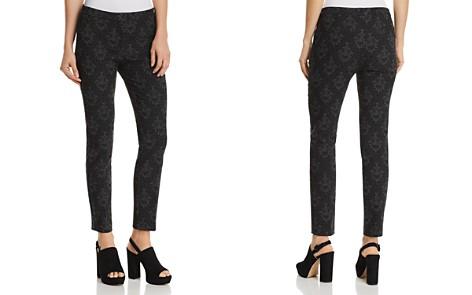 Kobi Halperin Alexandra Jacquard Ankle Pants - 100% Exclusive - Bloomingdale's_2