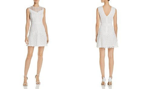 AQUA Circle Lace Dress - 100% Exclusive - Bloomingdale's_2