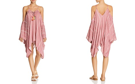 Surf Gypsy Pom-Pom Tunic Swim Cover-Up - Bloomingdale's_2