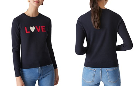 Whistles Intarsia Love Sweater - Bloomingdale's_2