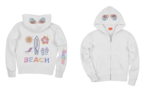 Butter Girls' Embellished Beach Hoodie - Big Kid - Bloomingdale's_2