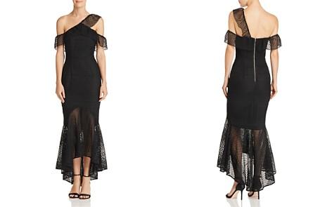 Jarlo Cora Asymmetric Lace Gown - Bloomingdale's_2