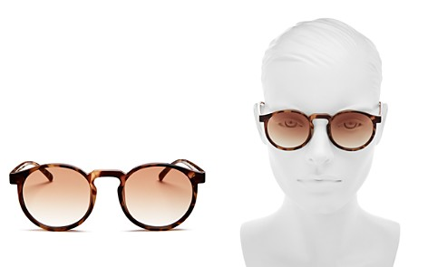 Le Specs Women's Teen Spirit Deux Round Sunglasses, 50mm - Bloomingdale's_2