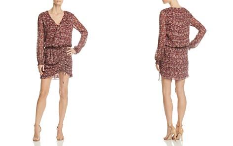 Ramy Brook Vina Floral Silk Dress - Bloomingdale's_2