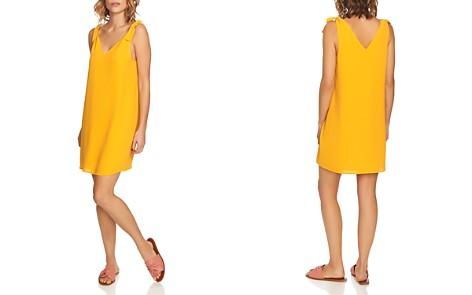 1.STATE Tie-Shoulder Shift Dress - Bloomingdale's_2