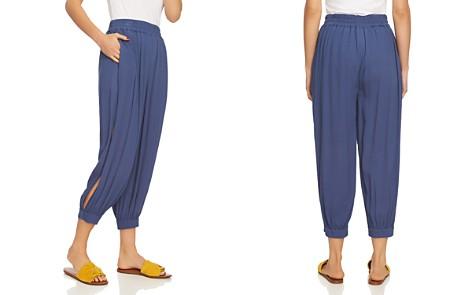 1.STATE Slit Harem Pants - Bloomingdale's_2