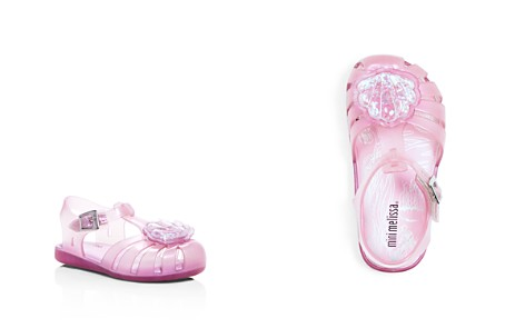 Mini Melissa Girls' Mini Aranha XII Jelly T-Strap Sandals - Walker, Toddler - Bloomingdale's_2