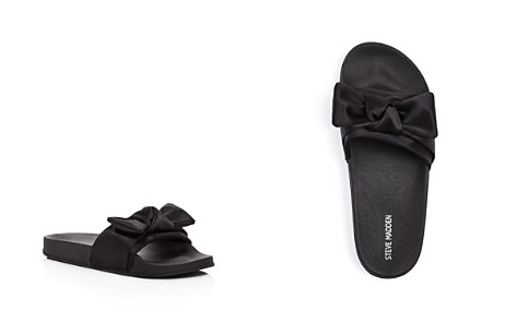 Steve Madden Girls' Silk Pool Slide Sandals - Little Kid, Big Kid - Bloomingdale's_2