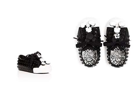 Mini Melissa Girls' Mini Polibolha + Disney Lace Up Sneakers - Walker, Toddler - Bloomingdale's_2