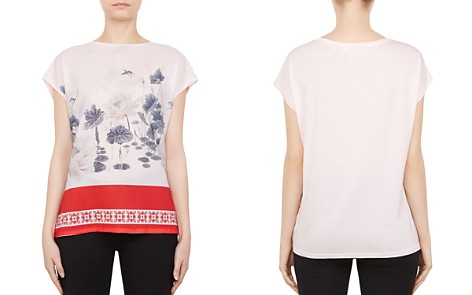Ted Baker Jennay Lake of Dreams Tee - Bloomingdale's_2
