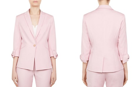 Ted Baker Toply Bow-Detail Blazer - Bloomingdale's_2