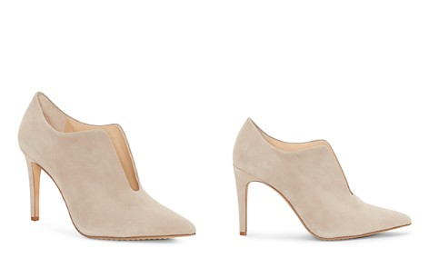 VINCE CAMUTO Women's Metseya Almond Toe Suede High-Heel Booties - Bloomingdale's_2