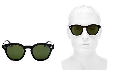 Oliver Peoples Men's Boudreau L.A. Round Sunglasses, 48mm - Bloomingdale's_2