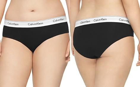 Calvin Klein Plus Modern Cotton Hipster - Bloomingdale's_2