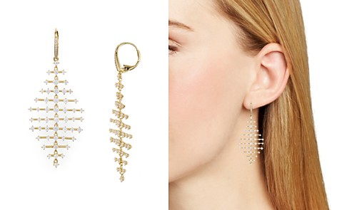 Nadri Geometric Drop Earrings - Bloomingdale's_2
