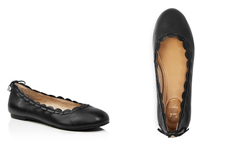 Jack Rogers Women's Lucie II Scalloped Leather Ballet Flats - Bloomingdale's_2