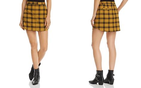 BB DAKOTA I Totally Paused Plaid Skirt - Bloomingdale's_2